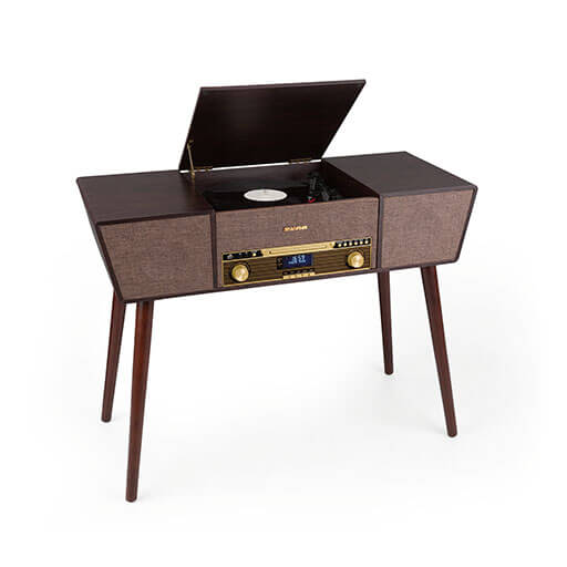 Auna Belle Epoque 1912 retro record player